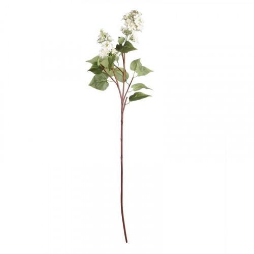 FL99-0058 Искусственный цветок Сирень белая