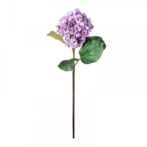 FL99-0053 Искусственный цветок Гортензия лиловая
