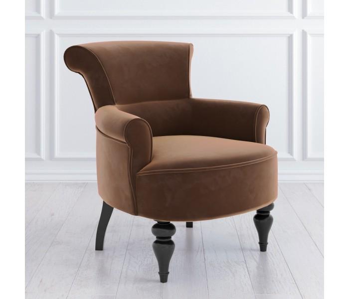 M11-B-B05 Кресло Перфетто коричневое