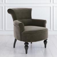 M11-B-B12 Кресло Перфетто серое