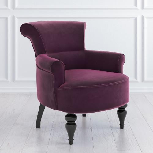 M11-B-B14 Кресло Перфетто фиолетовое