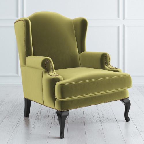 M12-B-B10 Кресло Френсис Зеленое