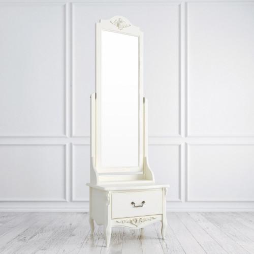 R143 Напольное зеркало коллекция Romantic
