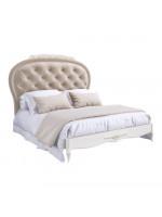 R516D-К02-A-B01 Кровать с мягким изголовьем 160*200 коллекция Romantic