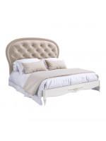 R516-К02-A-B01 Кровать с мягким изголовьем 160*200 коллекция Romantic