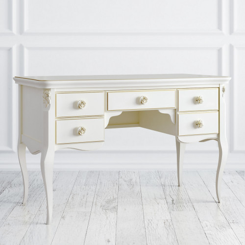 G111-K02-G Кабинетный стол коллекция Golden Rose