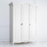 S123-K00-S Шкаф 3 двери коллекция Silvery Rome