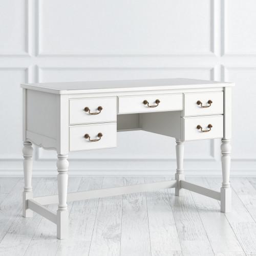 W111-K01-P Кабинетный стол пристенный, коллекция Villar