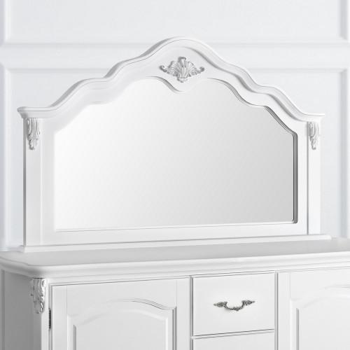 S133-K00-S Зеркало к комоду коллекция Silvery Rome