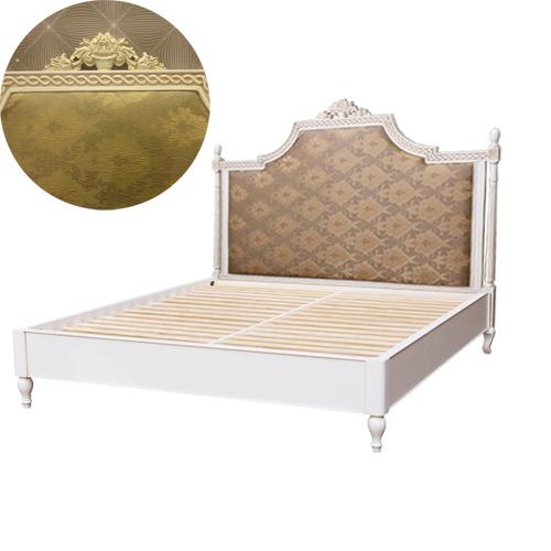 DF865-16 Кровать коллекция White Rose