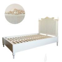 DF864-12 Кровать коллекция White Rose