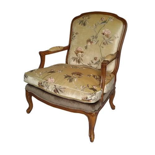 DF813 Rose (D71) Кресло коллекция White Rose
