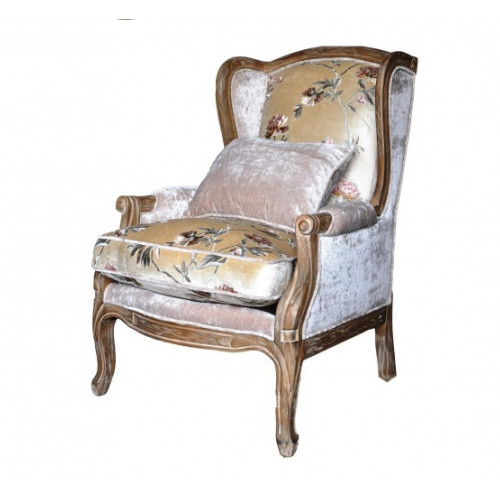 DF830 Rose (H03) Кресло коллекция White Rose