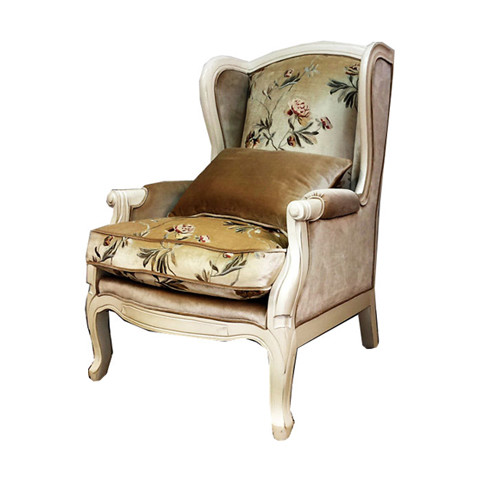 DF830 Rose (M01) Кресло коллекция White Rose