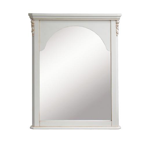 F6605 Зеркало коллекция White Rose