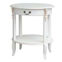 F6661 Столик кофейный коллекция White Rose
