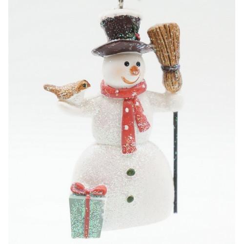 KT99-0055 Подвеска Снеговик