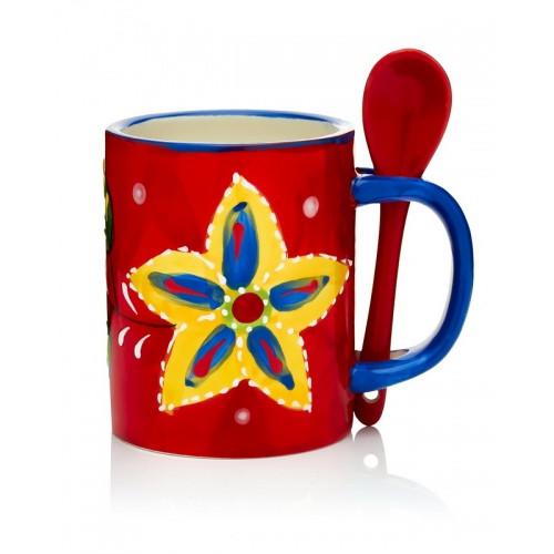 HG08-0023 Чашка с ложкой