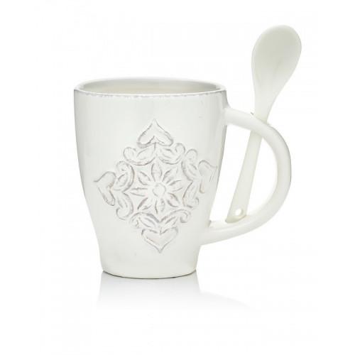 HG08-0034 Чашка с ложкой