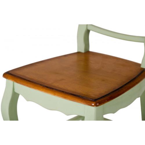 ST9308G Стул с деревянным сиденьем
