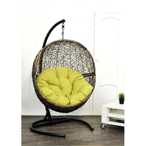 Кресло подвесное LUNAR COFFEE Y0068KD (C)