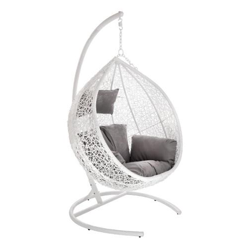 Кресло подвесное ORION White Y0069 (W)