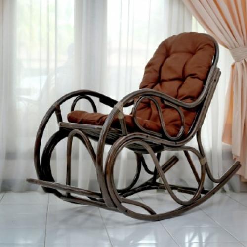 Кресло-качалка с подножкой 05/17 PROMO