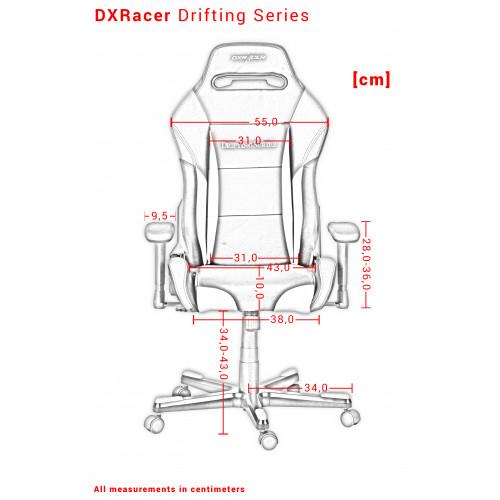 Компьютерное кресло DXRacer OH/DF73/N
