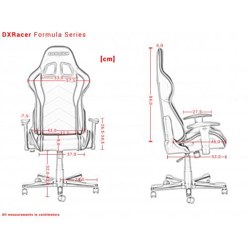 Компьютерное кресло DXRacer OH/FD99/N