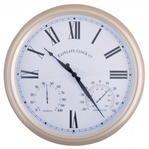TF012 Часы-термометр-гигрометр Esschert Design