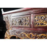 BF-20221 Цяотоуань-лон консоль  для хранения ритуальных предметов