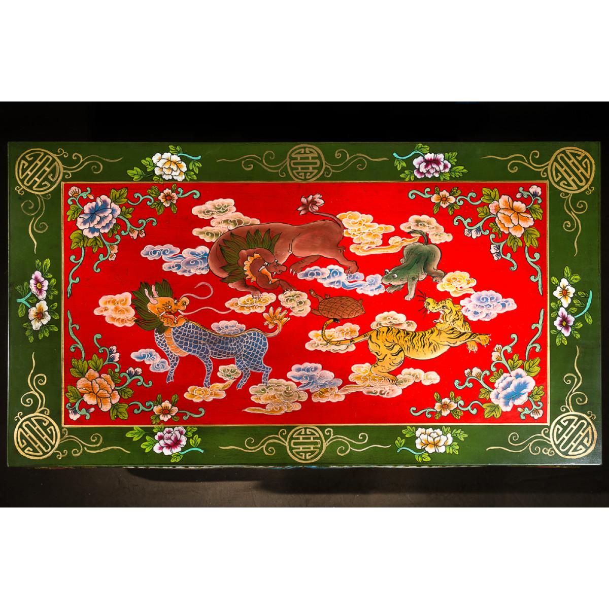 BF-20217 Столик. Тибет. Рубеж XIX-XX вв.