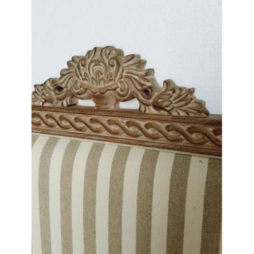 DF865-18 Кровать коллекция Provence Noir&Blanc