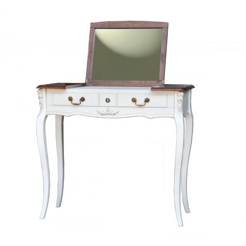 AS6609 Туалетный столик с зеркалом коллекция White Rose