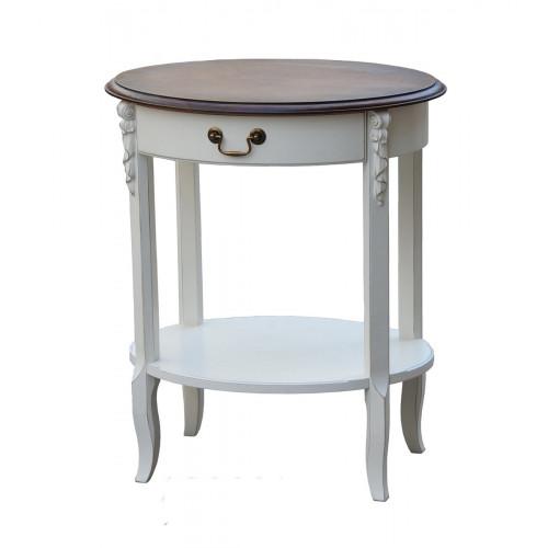 AS6661 (D71+M01) Столик для кофе коллекция White Rose