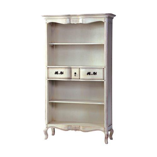 DF849 (S2) Книжный стеллаж коллекция Provence Noir&Blanc