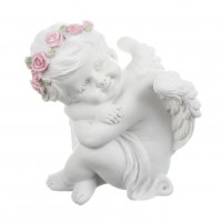SU08-0017 Фигурка ангела Роза