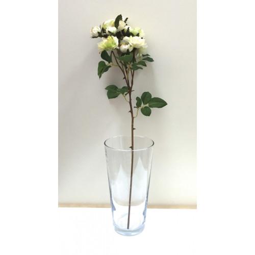 FL99-0027 Роза кустовая эксклюзивная белая