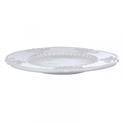 DB08-0006 Тарелка L из грубой керамики