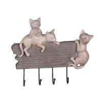 QJ99-0022 Крючек с котятами