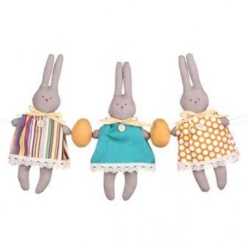 LJ87-0028 Кролики