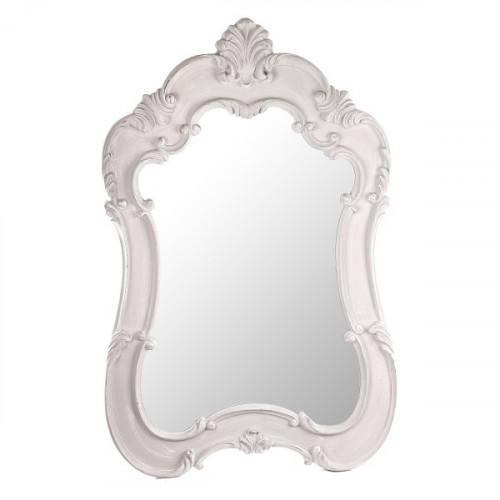 SQ08-0001 Зеркало в бежево-серой раме