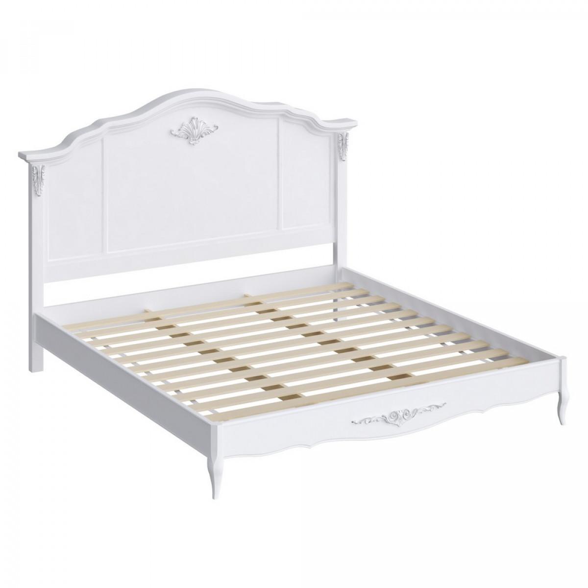 S101-K00-S Кровать 180*200 коллекция Silvery Rome