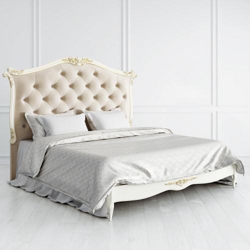 A438-K02-G-B01 Кровать с мягким изголовьем 180/200