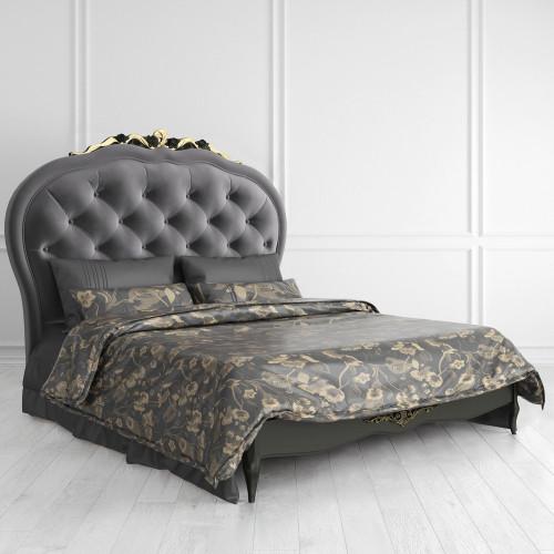 R516D-К03-AG-B12 Кровать с мягким изголовьем коллекция Nocturne