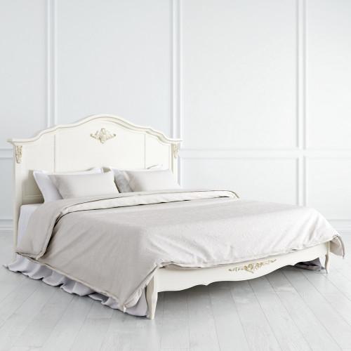 R101g Кровать 180/200 коллекция Romantic Gold