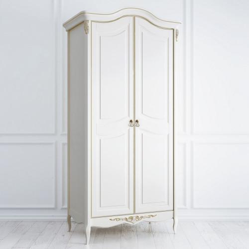 R122g Шкаф 2 двери коллекция Romantic Gold