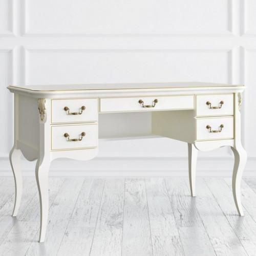 R111M-K02-G Кабинетный стол коллекция Romantic Gold
