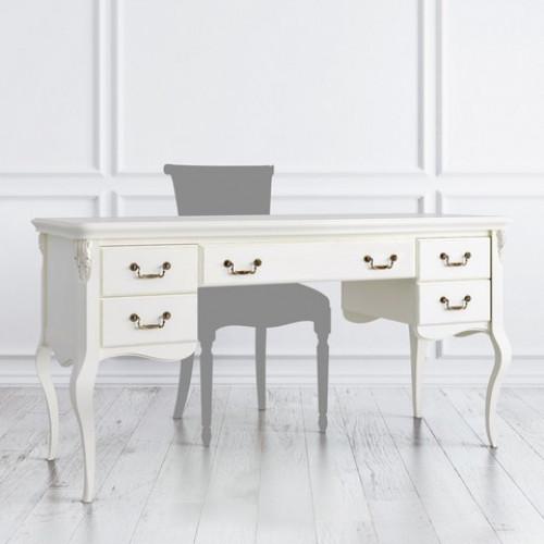 R111L-K02-A Кабинетный стол широкий коллекция Romantic