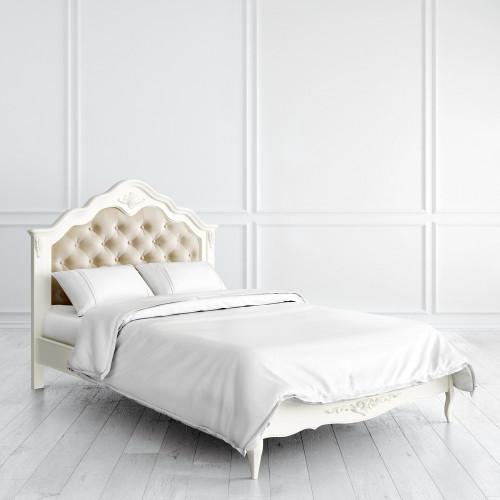 R112 Кровать с мягким изголовьем 120/200 коллекция Romantic